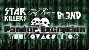 Starkillers & BL3ND Vs Tony Romera   Pandor Xception (The Kovacs Brothers Mashup Remix Edit)