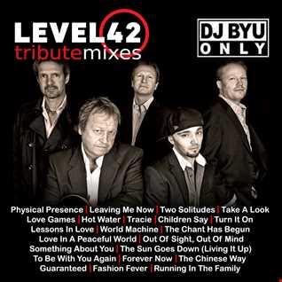 LEVEL 42 Tributemixes