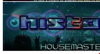HOUSE MASTERS HISTORY OF HOUSE EVENT MIX