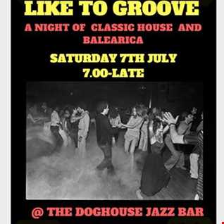 LIVE AT THE DOGHOUSE JAZZ BAR - HOUSE CLASSICS