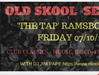 LIVE AT 'THE TAP' RAMSBOTTOM 07.10.16 - 4.5 MIXED GENRE MIX - CLASSIC FUNK/SOUL/HIP-HOP/HOUSE