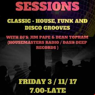 OLD SKOOL SESSIONS AT DRINC 03.11.17 PROMO