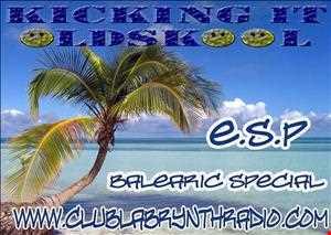 E.S.P Club Labrynth radio KIOS Balearic show 12 Jan 2014