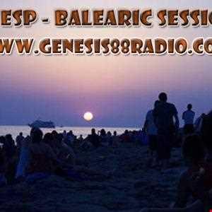 DJ E.S.P - Genesis88 Balearic Show 11/10/12