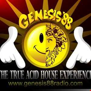 DJ E.S.P - Acid Show Genesis88 radio 21/10/12