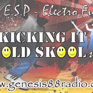 DJ E.S.P - 80's Electro Show Genesis88 radio 01/11/12
