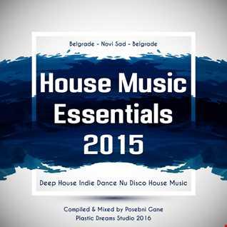 House Music Essentials 2015