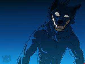 Chainsaw Werewolf
