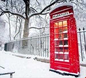Winter in London Pt2