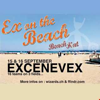 @YoanDelipe - Beach Party 2015 Live Excenevex Plage