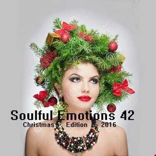 ♪@YoanDelipe   Soulful Emotions 42 (Christamas Edition 2016)