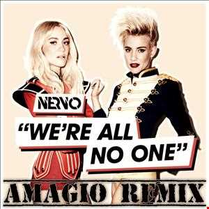 We're All No One (AMAGIO Remix)