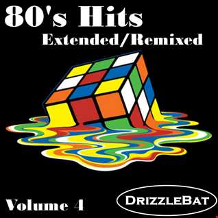 80's Hits Extended / Remixed Vol 4