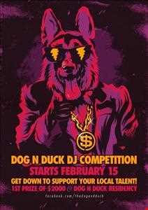Dog & Duck Comp Mixtape 8.2.13