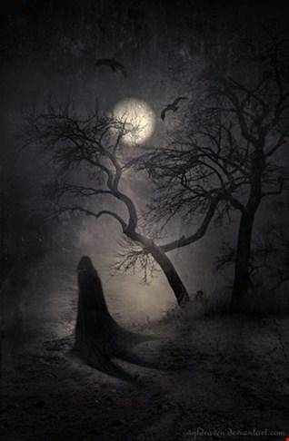 к чему снится испугаться привидения в белом