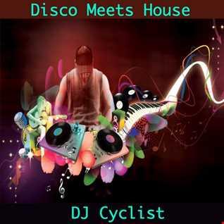DJ Cyclist   Disco Meets House