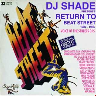 RETURN TO BEAT STREET (1982 - 1985)