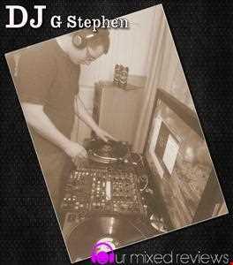 Dj G Stephen live on omr radio tribal house, deep house  electronic house mix