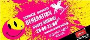 GL0WKiD's Generation X [RadioShow] @ InvolvedRadio.gr - 16Jun.2013