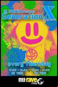 GL0WKiD pres. Generation X [RadioShow] @NU-RAVE.COM-17OCT2013