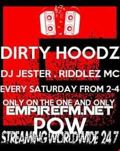 JESTER AND RIDDLEZ EMPIRE FM