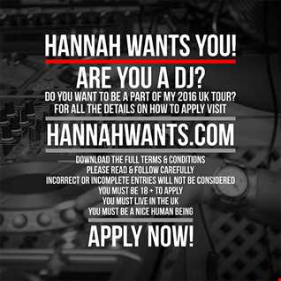 Hannah Wants 2015 competion mix