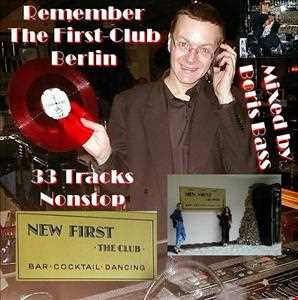 Remember The First Club Berlin
