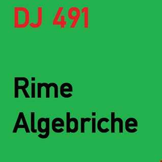 DJ 491 - Rime Algebriche (Original Instrumental Club Mix)