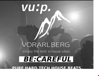 BE:CAREFUL  - PURE TECH HOUSE VIBES