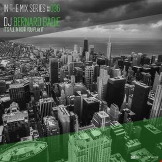 In the mix Series Vol.36 -DJ Bernard Badie