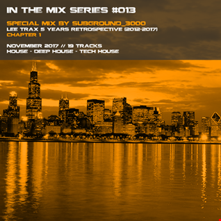 In the mix Series Vol.13 by Subground 3000