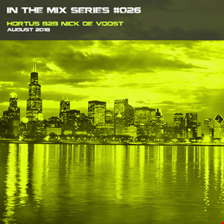 In the mix series Vol.26 by Hortus B2B Nick De Voost