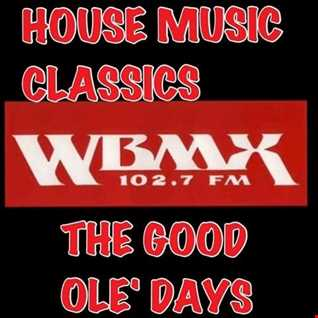 Steve Santoyo - Good Ole' Days, WBMX 102.7 FM.