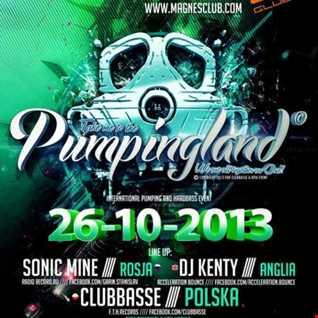 Pumpingland - Magnes Club 1 [CLUBBASSE_DJ KENTY_SONIC MINE]