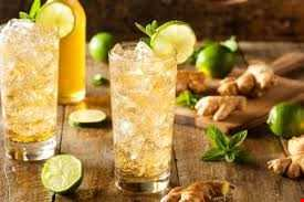 vodka and ginger ale mix two