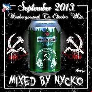 Nycko Sept. 2013 Electro House 128