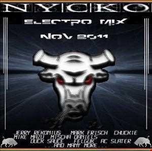 Nycko - November Mix 2011