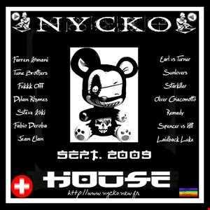 Nycko   Mix Electro September 2009