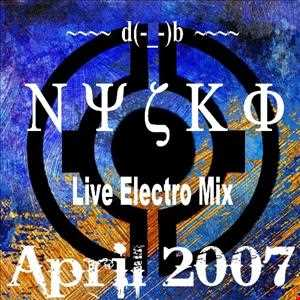 Nycko   Mix Electro April 2007