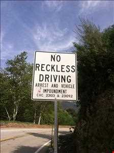 No Reckless Driving or your mom will be pissed.