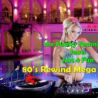 80's Rewind Mega Mix 2015