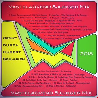 Vastelaovend Sjlingermix 2018