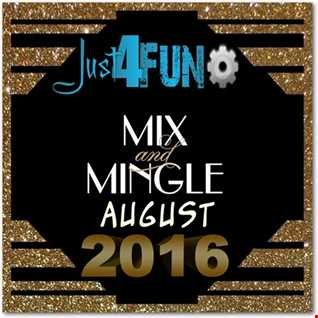 Mix and Mingle August 2016