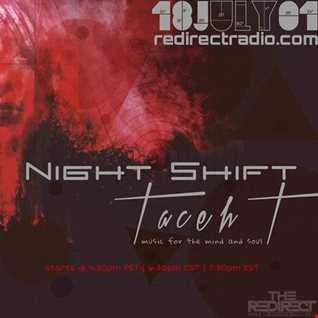 Night FT TacehT BOOM BOOM IN YO ROOM 7/1/18