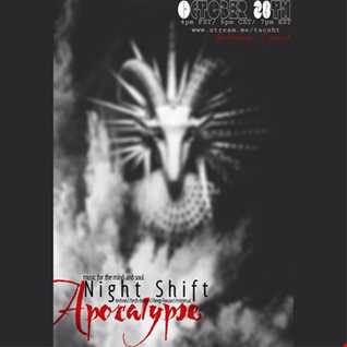 Night Shift ft TacehT Apocalypse Halloween 2018