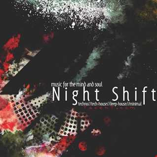 TacehT Night Shift EP: Behind the Curtain 10-7-18