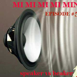 #192 CLUB DANCE RADIO 12.9.14 - MI MI MI MI MINIMAL - SPEAKER VS BEAKER - EPISODE #50