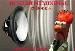 #84 CLUB DANCE RADIO 6.9.13 - MI MI MI MI MINIMAL - SPEAKER VS BEAKER - EPISODE #9