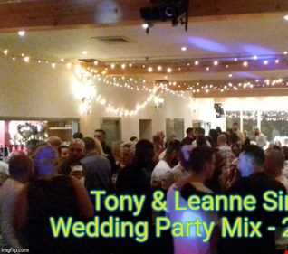 Foxy   Tony & Leanne Sinclairs Wedding Party Mix - 25-08-2018