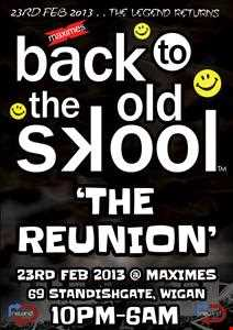 DaFox Live @ Back to the Old Skool